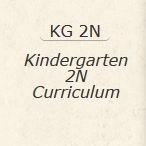Kindergarten 2N Curriculum