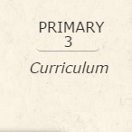 Primary 3 Curriculum